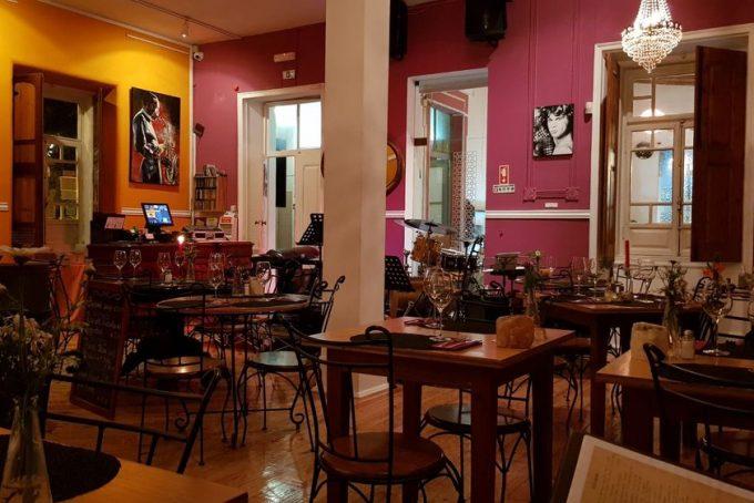 Café Inglês set